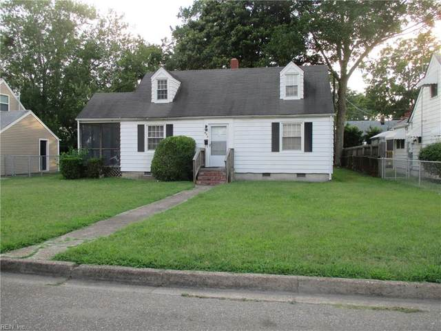 459 Algonquin Rd, Hampton, VA 23661 (#10390961) :: Berkshire Hathaway HomeServices Towne Realty