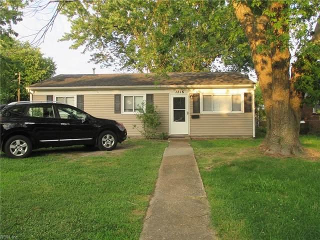 1716 Rozzelle Rd, Hampton, VA 23663 (#10390965) :: The Kris Weaver Real Estate Team