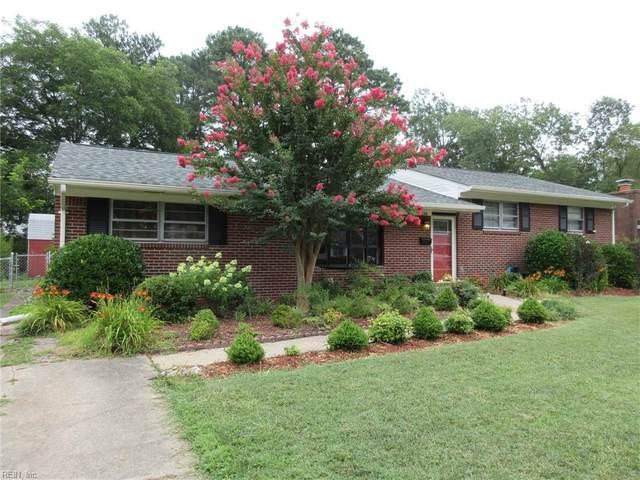 580 Beech Dr, Newport News, VA 23601 (#10390996) :: The Kris Weaver Real Estate Team