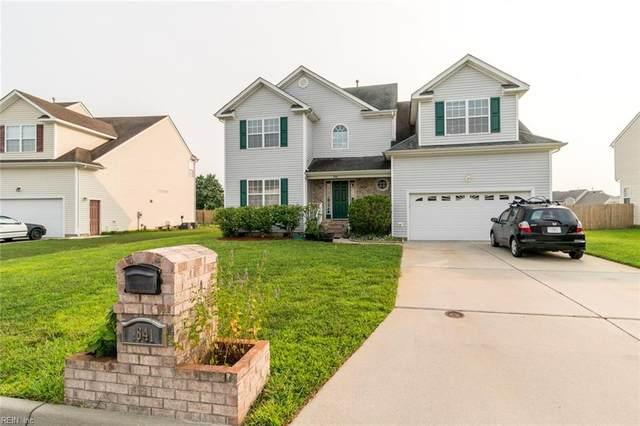 1841 Garner Ln, Virginia Beach, VA 23464 (#10391000) :: Crescas Real Estate