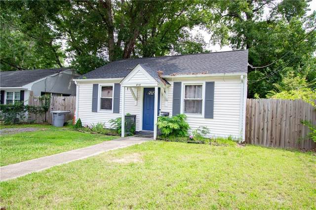 816 Westwood Ave, Hampton, VA 23661 (#10391001) :: Atkinson Realty