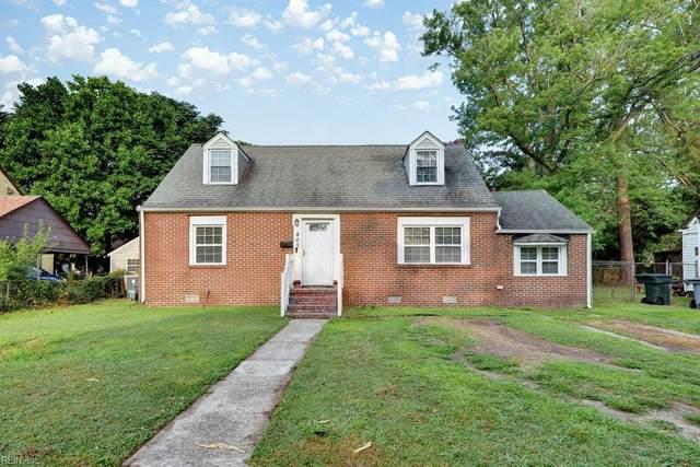 403 Seminole Rd, Hampton, VA 23661 (#10391010) :: Crescas Real Estate