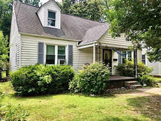205 Beechwood Ave, Norfolk, VA 23505 (#10391012) :: Berkshire Hathaway HomeServices Towne Realty