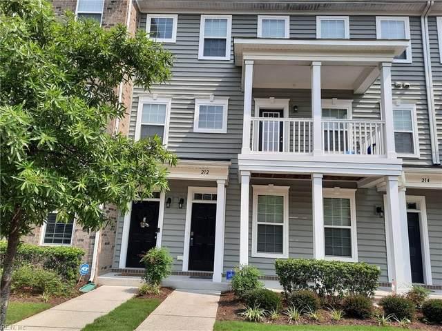 212 Agate St 203A, Virginia Beach, VA 23462 (#10391049) :: Berkshire Hathaway HomeServices Towne Realty