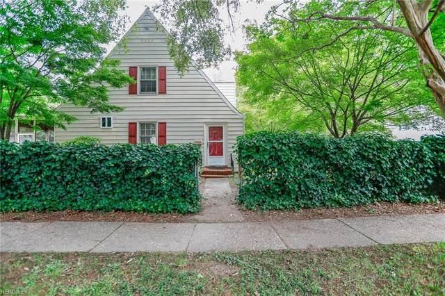 198 River Rd, Newport News, VA 23601 (#10391065) :: Berkshire Hathaway HomeServices Towne Realty