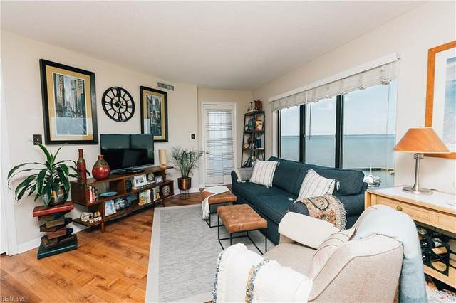7501 River Rd 9D, Newport News, VA 23607 (#10391067) :: The Kris Weaver Real Estate Team