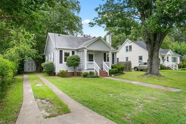2703 Neal St, Hampton, VA 23661 (#10391082) :: Crescas Real Estate