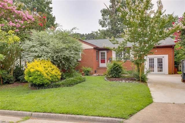 224 Agusta Dr, Newport News, VA 23601 (#10391097) :: Berkshire Hathaway HomeServices Towne Realty