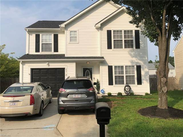 204 Archers Dr, Suffolk, VA 23434 (#10391169) :: Crescas Real Estate