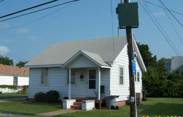 108 Richmond Dr, Hampton, VA 23664 (#10391190) :: Kristie Weaver, REALTOR