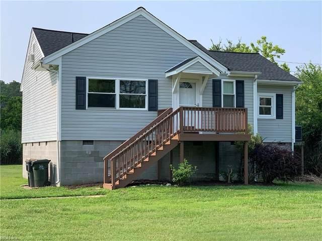 76 Ridge Rd, Poquoson, VA 23662 (#10391228) :: The Bell Tower Real Estate Team