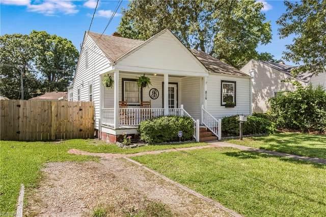 814 Hughes Ave, Chesapeake, VA 23324 (#10391231) :: The Bell Tower Real Estate Team