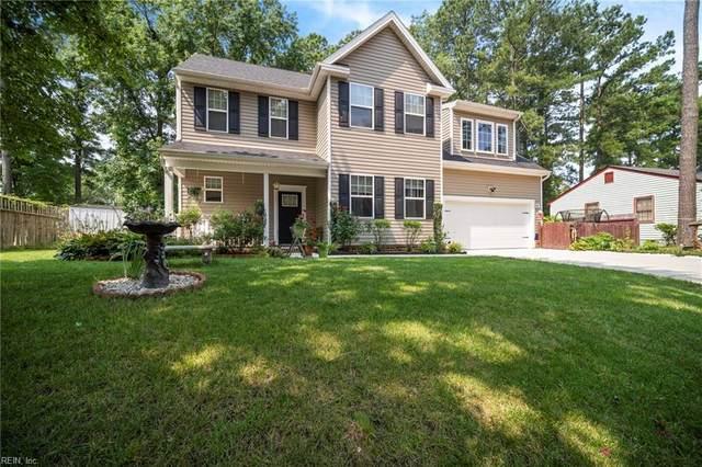 807 Bowling Green Trl, Chesapeake, VA 23320 (MLS #10391232) :: Howard Hanna Real Estate Services