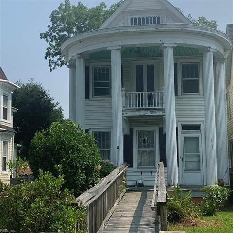241 Newport News Ave, Hampton, VA 23669 (#10391244) :: Crescas Real Estate