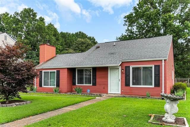 704 Rutherford St, Hampton, VA 23661 (#10391271) :: Crescas Real Estate