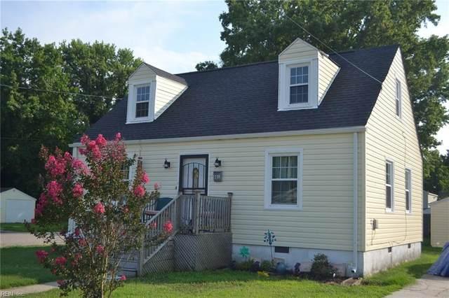 801 Downing St, Hampton, VA 23661 (#10391274) :: Judy Reed Realty