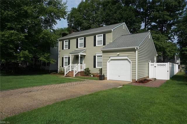 931 Lockspur Cres, Newport News, VA 23608 (#10391275) :: Rocket Real Estate