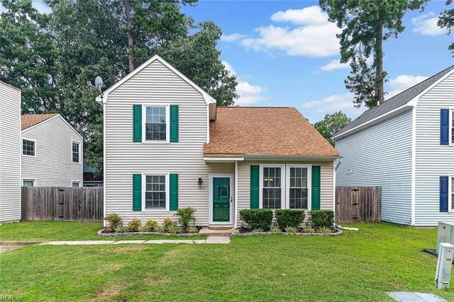 193 Gate House Rd, Newport News, VA 23608 (#10391287) :: Berkshire Hathaway HomeServices Towne Realty