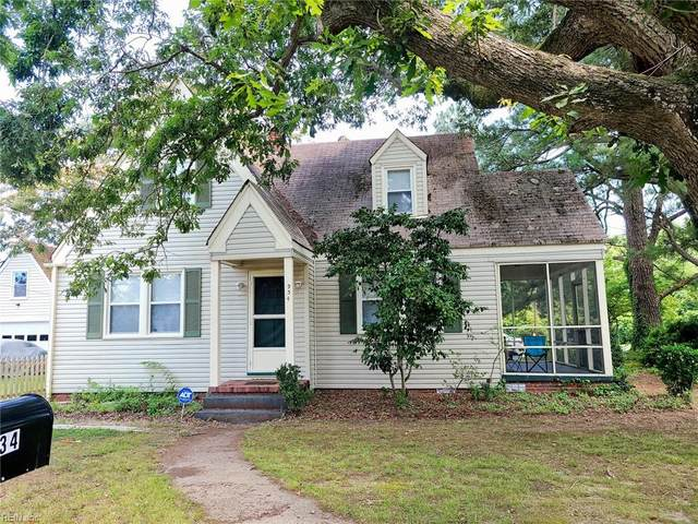 934 Wingfield Ave, Chesapeake, VA 23325 (#10391290) :: The Kris Weaver Real Estate Team