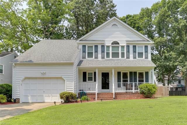 931 Lowry Pl, Newport News, VA 23608 (#10391302) :: Rocket Real Estate