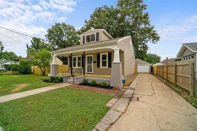 1825 Piedmont Ave, Portsmouth, VA 23704 (#10391304) :: Judy Reed Realty