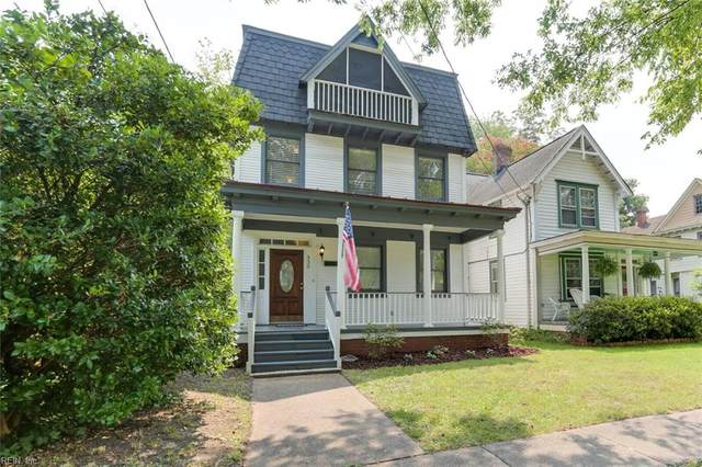 335 Broad St, Portsmouth, VA 23707 (#10391307) :: The Bell Tower Real Estate Team