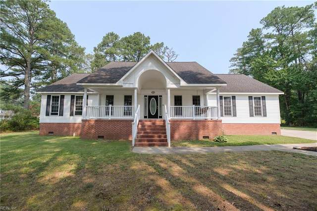 35 Pasture Rd A, Poquoson, VA 23662 (#10391309) :: The Bell Tower Real Estate Team