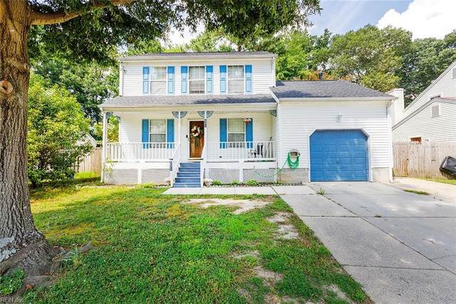 831 Palace Ct, Newport News, VA 23608 (#10391321) :: The Kris Weaver Real Estate Team