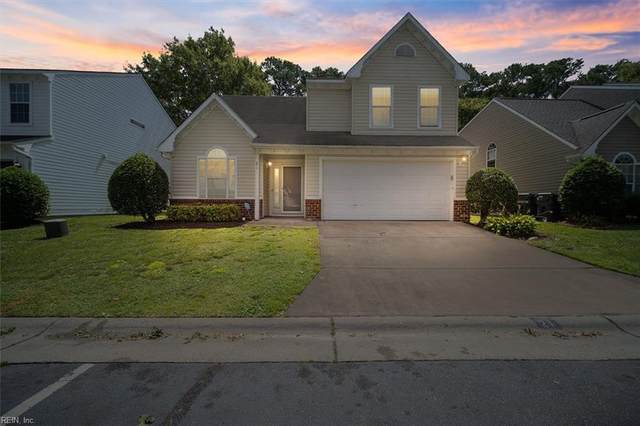 21 Centre Port Cir, Portsmouth, VA 23703 (#10391322) :: Avalon Real Estate