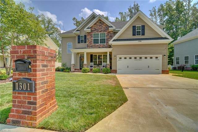 1301 Auburn Hill Dr, Chesapeake, VA 23320 (#10391330) :: Momentum Real Estate