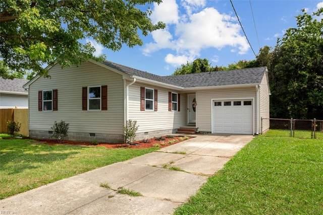 13 Corey Cir, Hampton, VA 23663 (#10391337) :: Momentum Real Estate