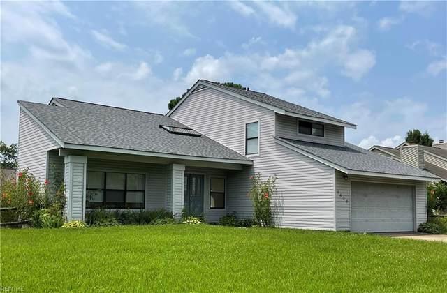 1428 Lake Christopher Dr, Virginia Beach, VA 23464 (#10391355) :: Berkshire Hathaway HomeServices Towne Realty