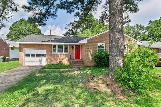 656 Bell St, Hampton, VA 23661 (#10391369) :: Berkshire Hathaway HomeServices Towne Realty