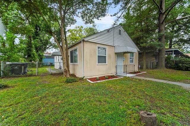2831 Vimy Ridge Ave, Norfolk, VA 23509 (#10391373) :: RE/MAX Central Realty