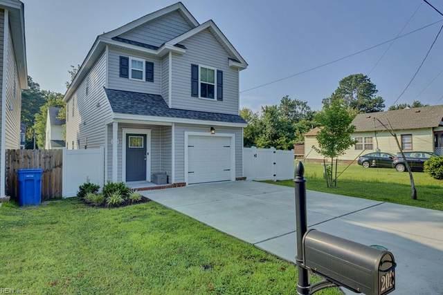 202 Gale Ave, Chesapeake, VA 23323 (#10391393) :: Atkinson Realty