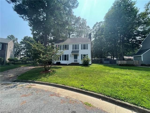 1222 Colony Pines Dr, Newport News, VA 23608 (#10391402) :: Rocket Real Estate