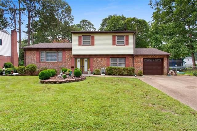 808 Jouett Dr, Newport News, VA 23608 (#10391412) :: Avalon Real Estate