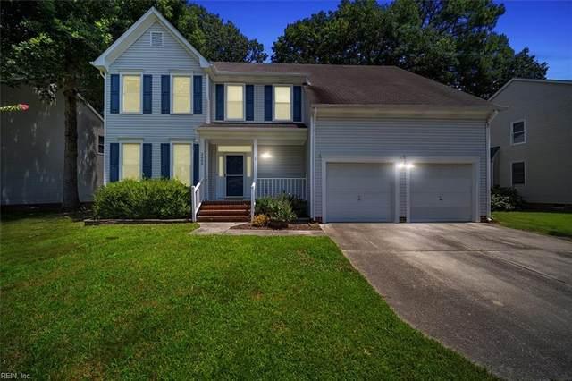 3609 Elkton Dr, Chesapeake, VA 23321 (#10391413) :: Austin James Realty LLC