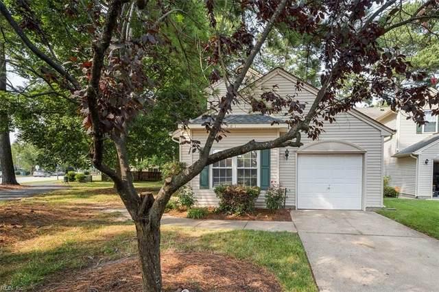 901 Lake Forest Dr, Newport News, VA 23602 (#10391427) :: Atkinson Realty