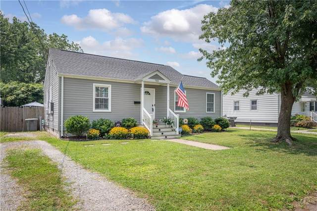 703 Grove St, Hampton, VA 23664 (#10391431) :: Rocket Real Estate