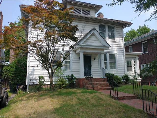 1316 Graydon Ave, Norfolk, VA 23507 (#10391457) :: Momentum Real Estate