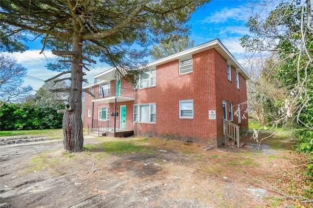 408 Hanbury Ave, Portsmouth, VA 23702 (#10391479) :: Rocket Real Estate