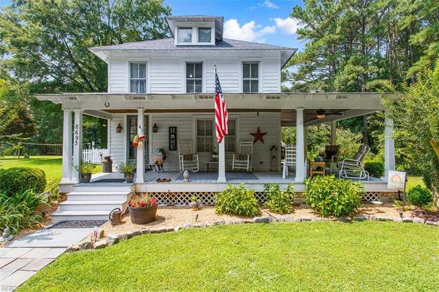 8693 Marshfield Ln, Gloucester County, VA 23061 (#10391485) :: Atlantic Sotheby's International Realty