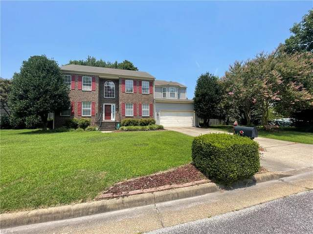 129 Hedgerow Ln, York County, VA 23693 (#10391493) :: Berkshire Hathaway HomeServices Towne Realty