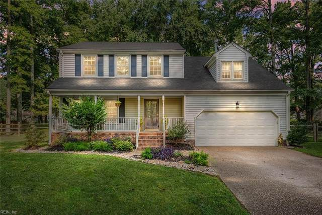 5 Kirby Ct, Poquoson, VA 23662 (#10391496) :: The Bell Tower Real Estate Team