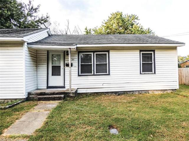 163 Choate St, Portsmouth, VA 23707 (#10391527) :: Crescas Real Estate