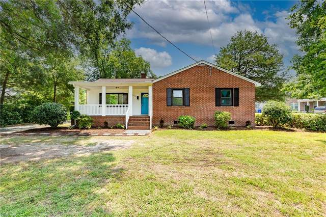 242 Eastwood Dr, Newport News, VA 23602 (#10391567) :: The Kris Weaver Real Estate Team