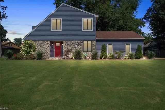 2185 Kenwood Dr, Virginia Beach, VA 23454 (#10391570) :: The Bell Tower Real Estate Team