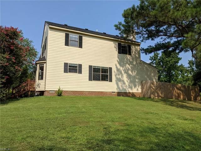 1621 Skiffes Creek Cir, James City County, VA 23185 (#10391573) :: The Bell Tower Real Estate Team