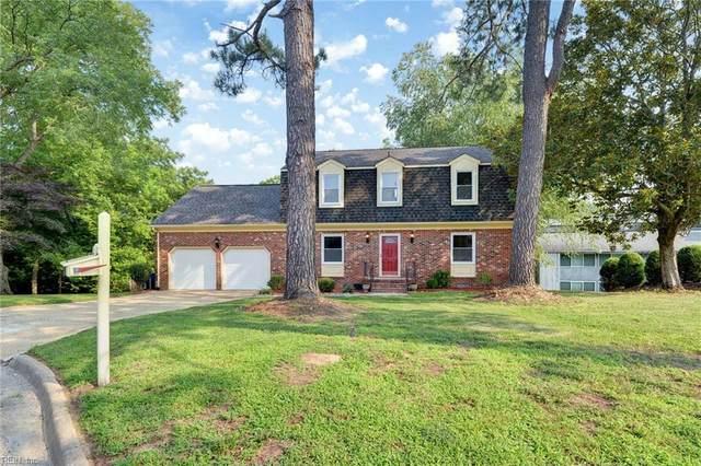 81 Orchard Cir, Newport News, VA 23602 (#10391574) :: The Kris Weaver Real Estate Team